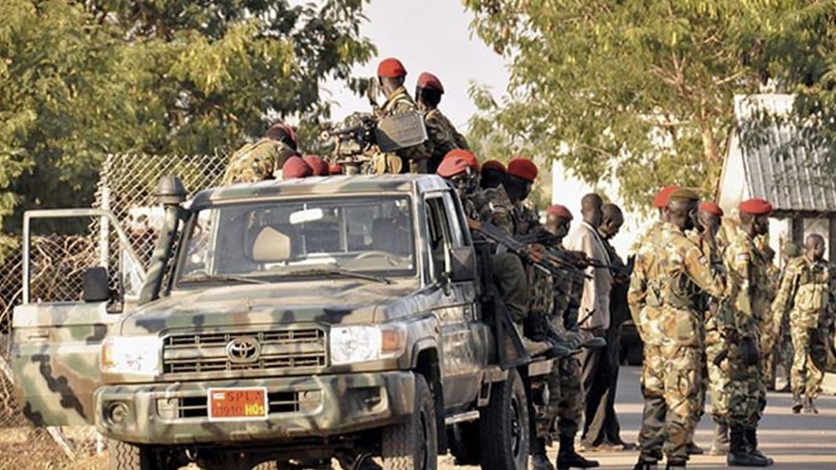 AB'den Güney Sudan'da taraflara ateşkes çağrısı