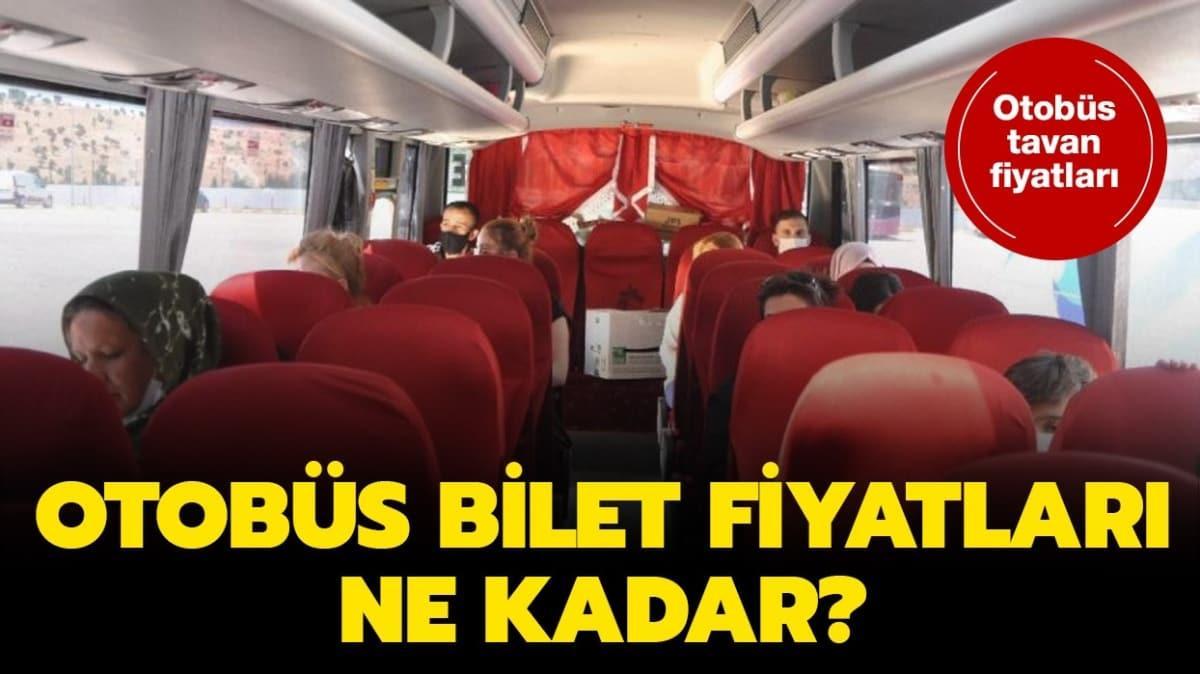 """Şehirler arası otobüs fiyatları ne kadar""""  Otobüs bilet fiyatları nasıl"""""""