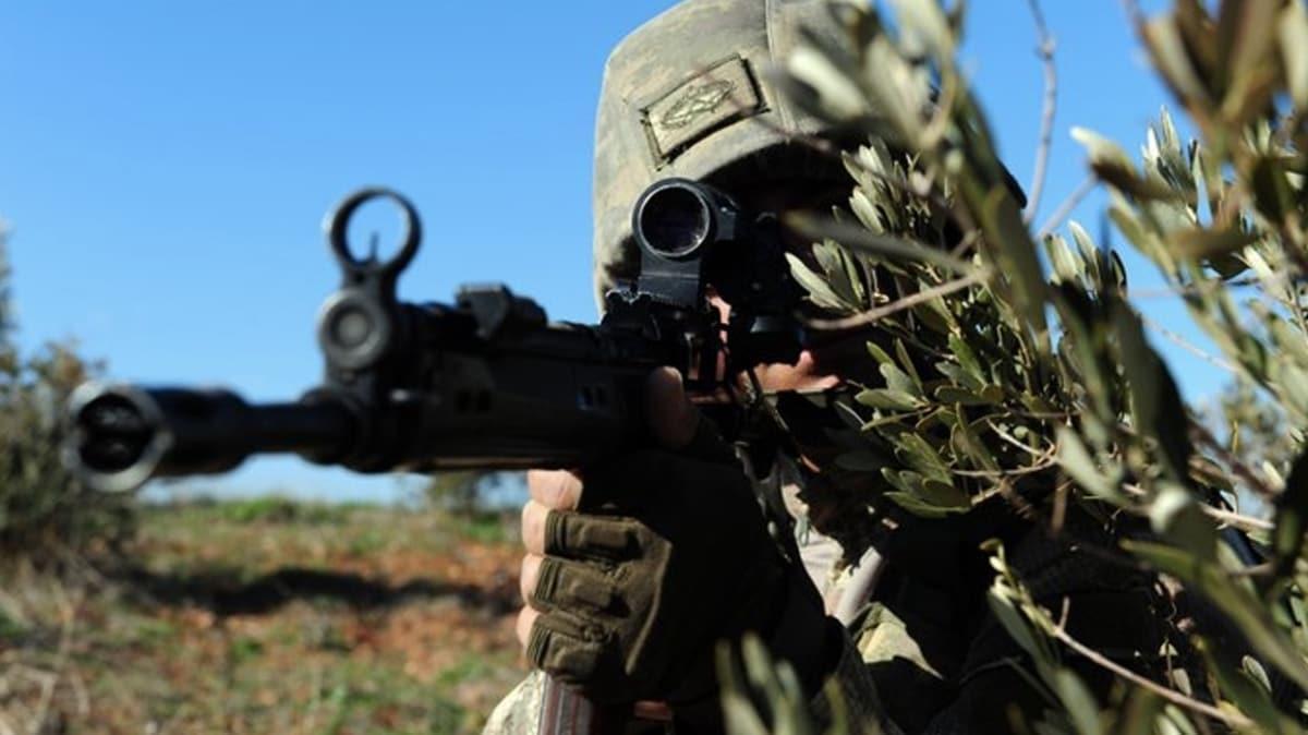 MSB duyurdu: 3 PKK'lı terörist etkisiz hale getirildi