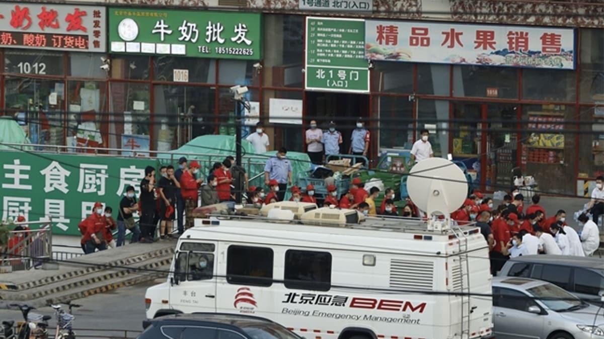 Çin, ikinci dalgaya teslim oldu: Koronavirüsün çıktığı halin yöneticisi kovuldu