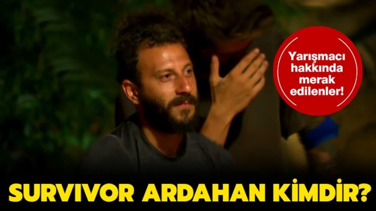 """Survivor Ardahan nereli, kaç yaşında"""" Survivor'da elenen Ardahan Uzkanbaş kimdir"""""""