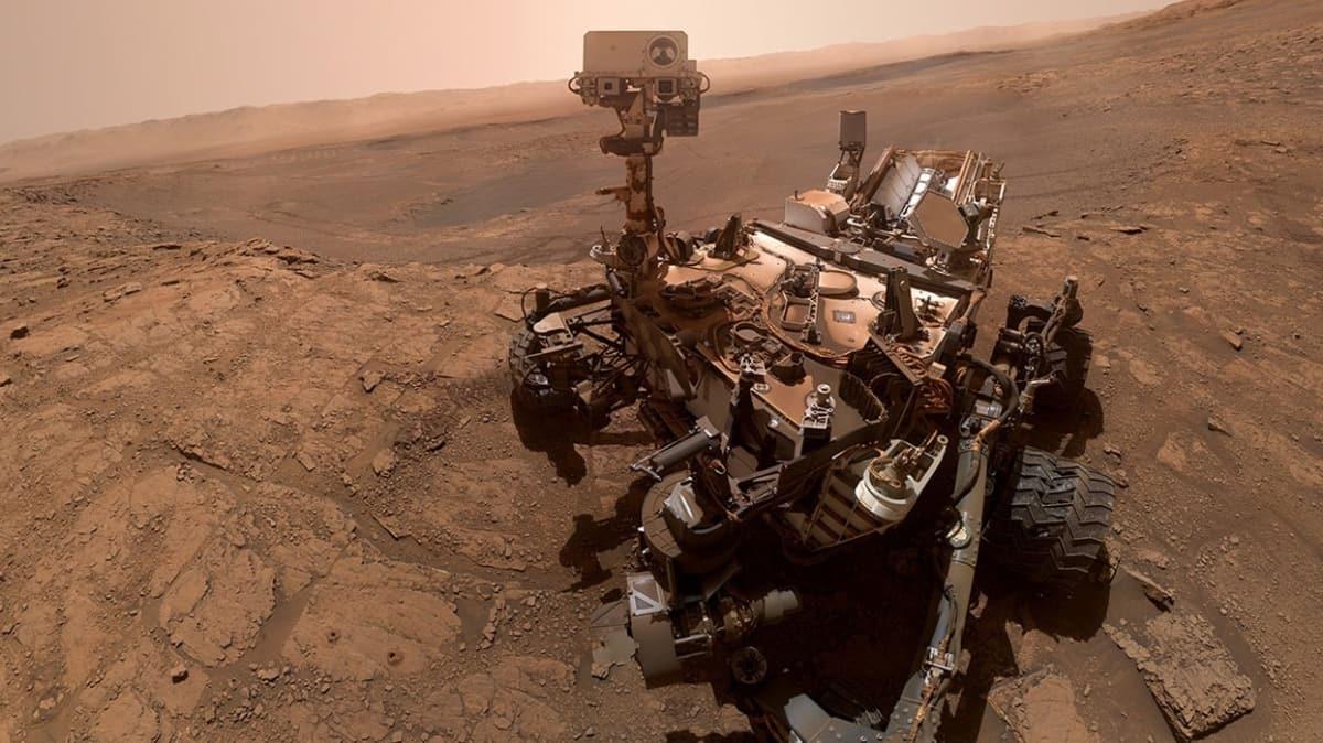 NASA yayımladı! İşte Mars'tan çekilen Dünya ve Venüs fotoğrafı