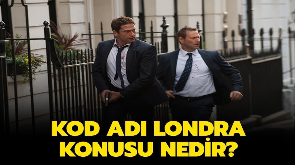 """Kod Adı Londra hangi kanalda"""" Kod Adı Londra konusu nedir, oyuncuları kim"""""""