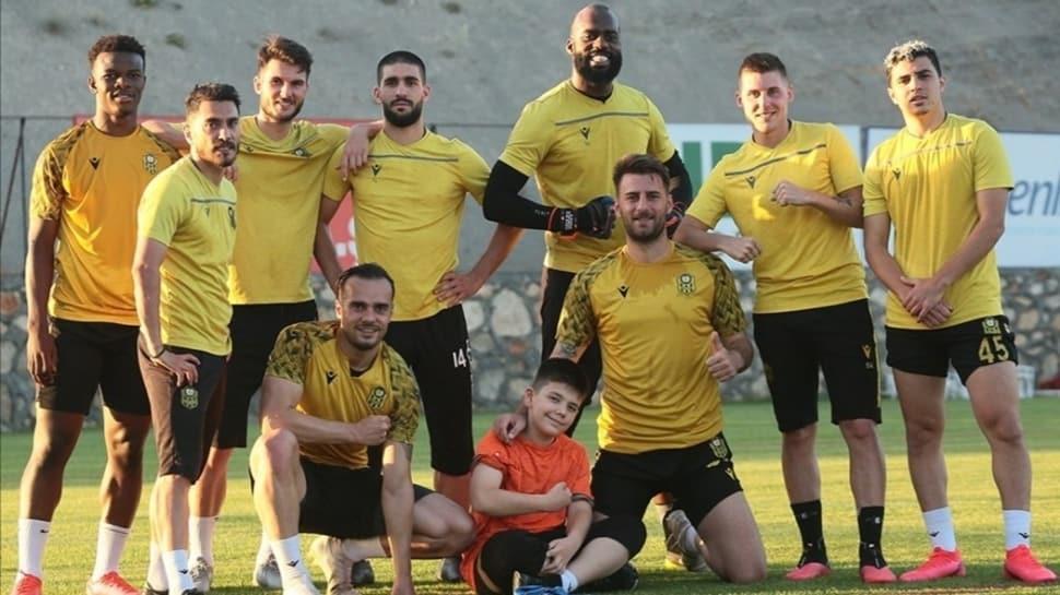 Yeni Malatyaspor'dan 'vazgeçmek yok' paylaşımı