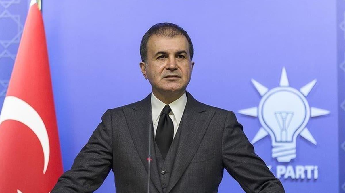 AK Parti Sözcüsü Çelik'ten 'merhamet ve sevgi' paylaşımı