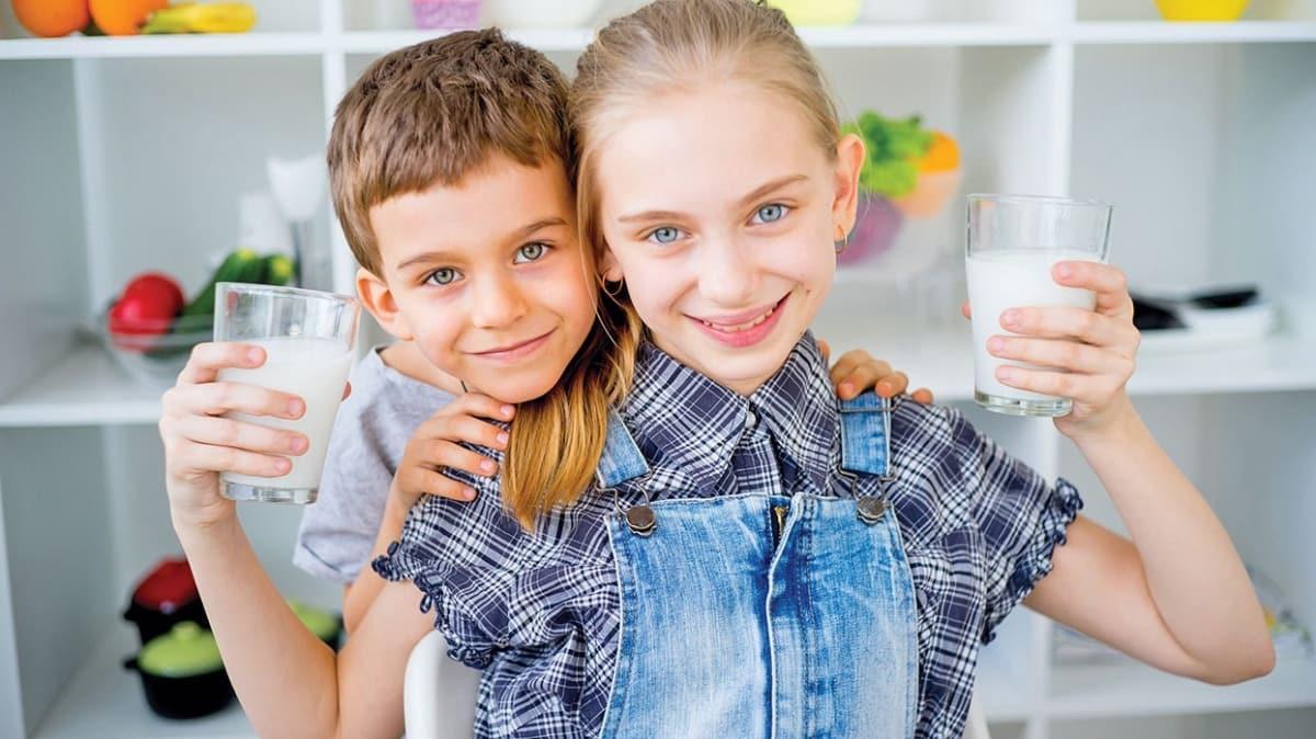 Çocuklarda bağışıklığı güçlendiren tüyolar