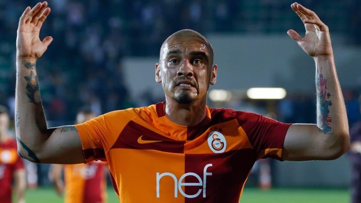 Al Nasr, Maicon için Galatasaray'a 3 milyon Euro teklif etti