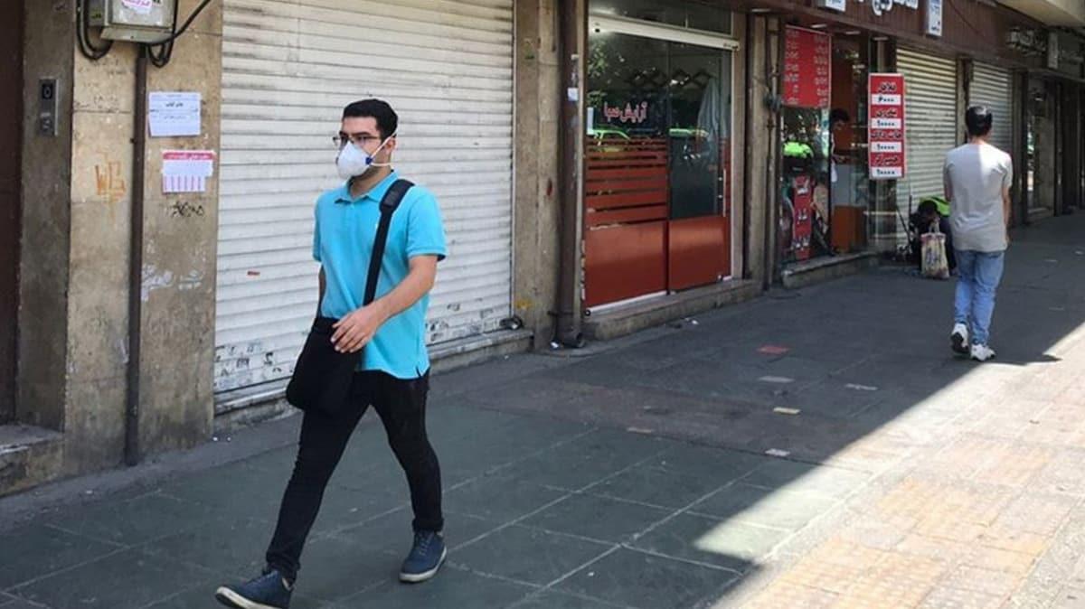İran'da koronavirüs son 24 saatte 119 can daha aldı