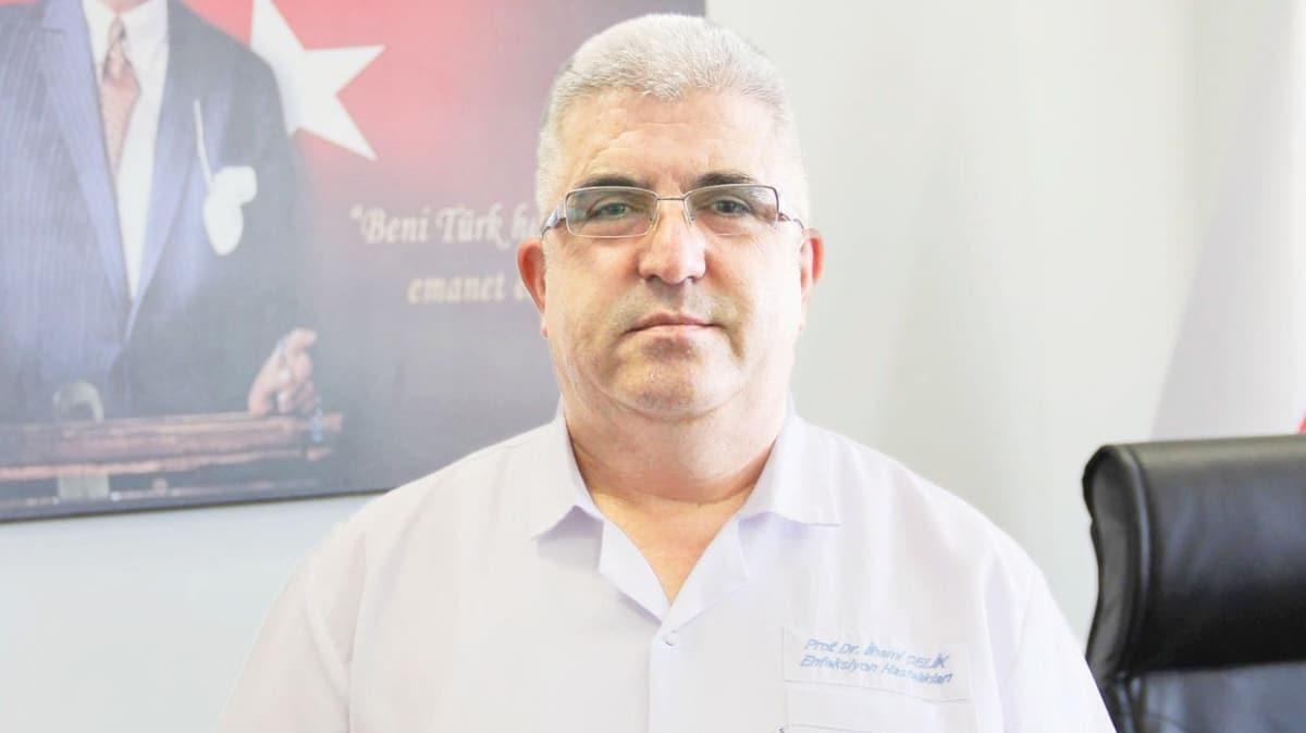 Bilim Kurulu üyesi Prof. Dr. İlhami Çelik: Hamileler kalabalıktan uzak durmalı