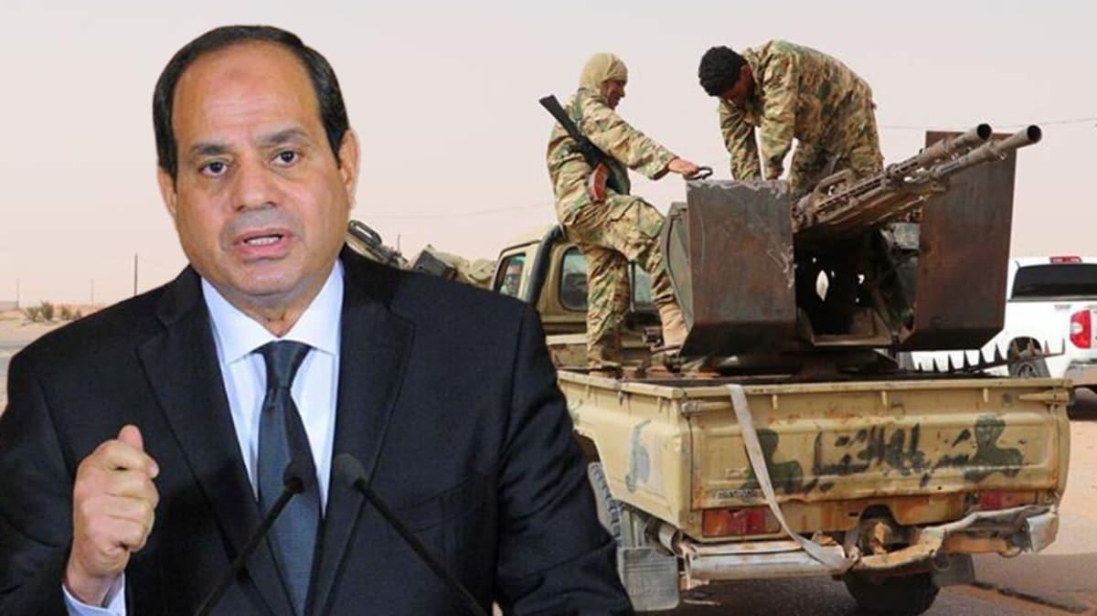 Libya ordusundan darbeci Sisi'ye tepki: Kimse bize ders vermeye kalkmasın