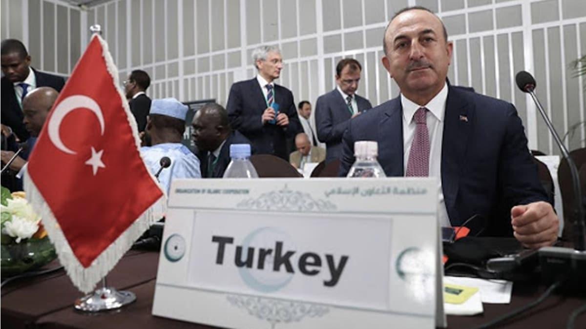 Bakan Çavuşoğlu İİT'nin dışişleri bakanları düzeyindeki toplantısına katılacak