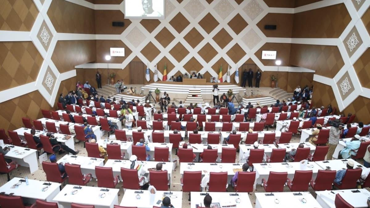 Mali'de yaşanan siyasi krizde Anayasa Mahkemesi'nin 4 üyesi istifa etti