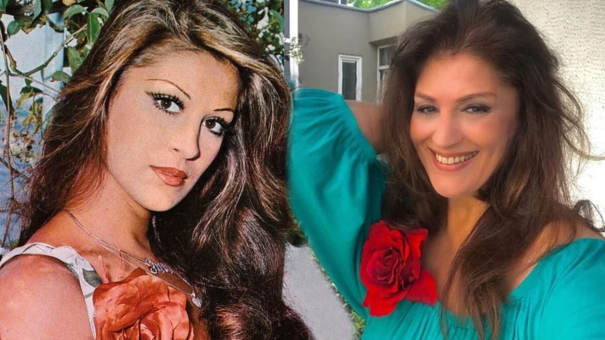 Yeşilçam'ın güzel oyuncusu Gülşen Bubikoğlu'ndan yıllar sonra aynı poz!