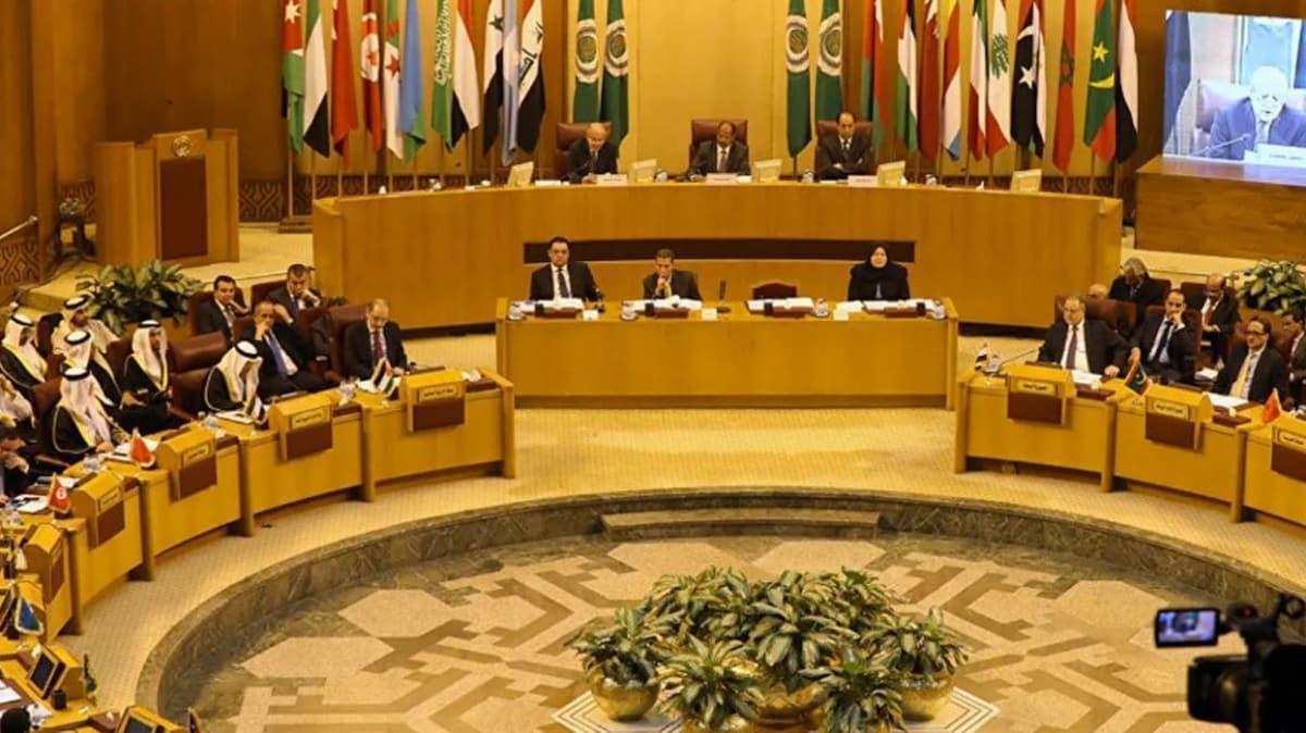 Mısır'ın 'iç tüzüğe aykırı' Libya talebi reddedildi