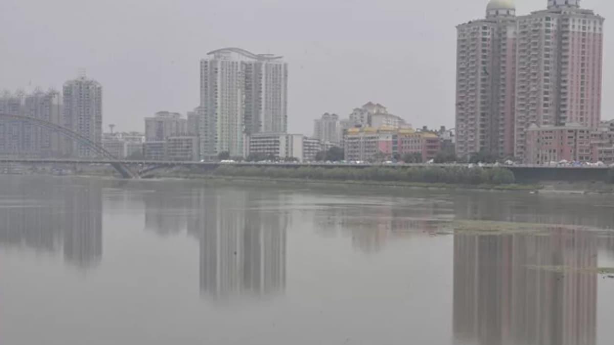 Çin'de 8 çocuk nehirde boğuldu