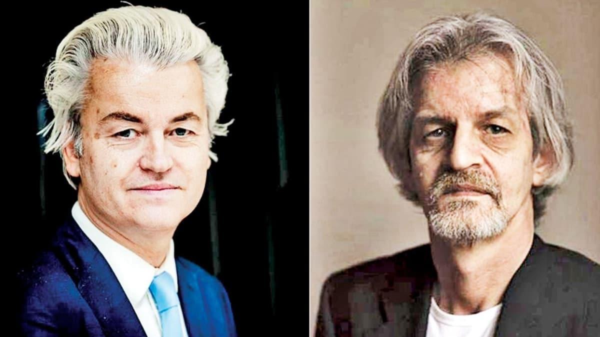 Irkçı Wilders'e aileden isyan: Biz de göçmeniz