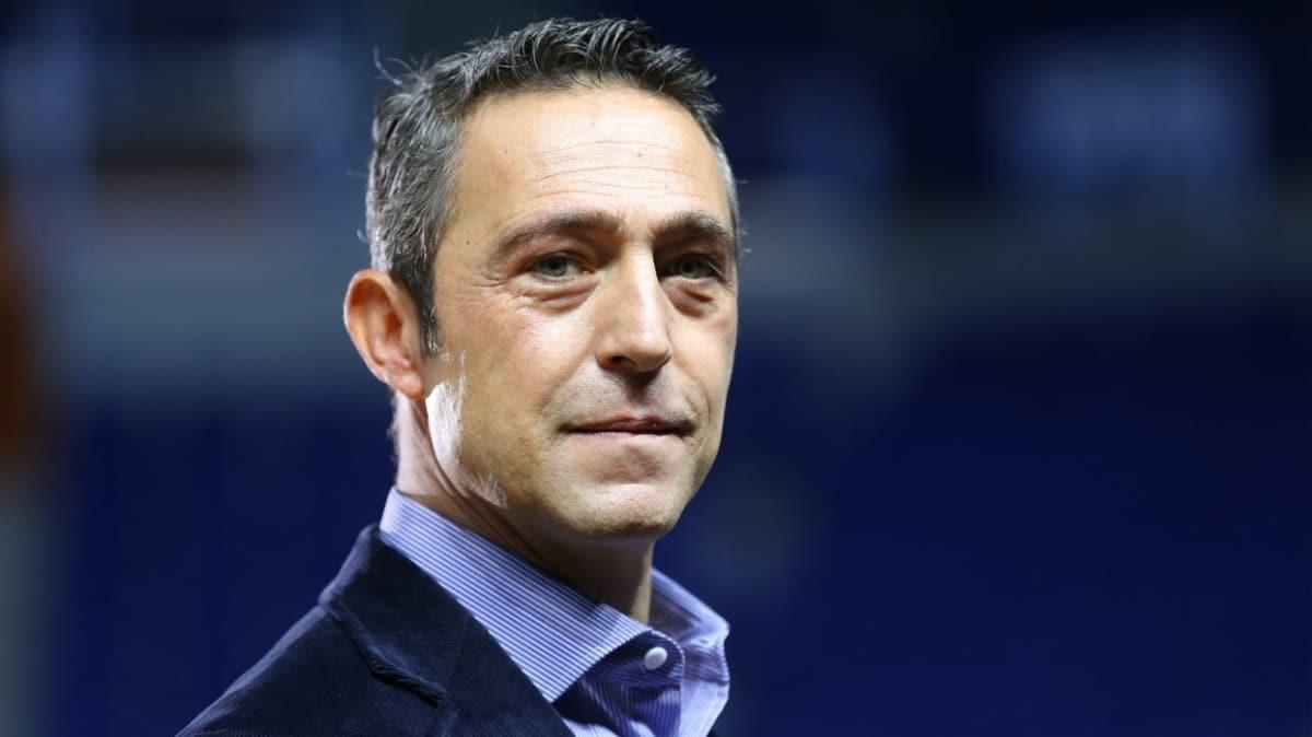 Fenerbahçe'de Rafael Alcantara'nın transferi için Ali Koç bizzat devrede