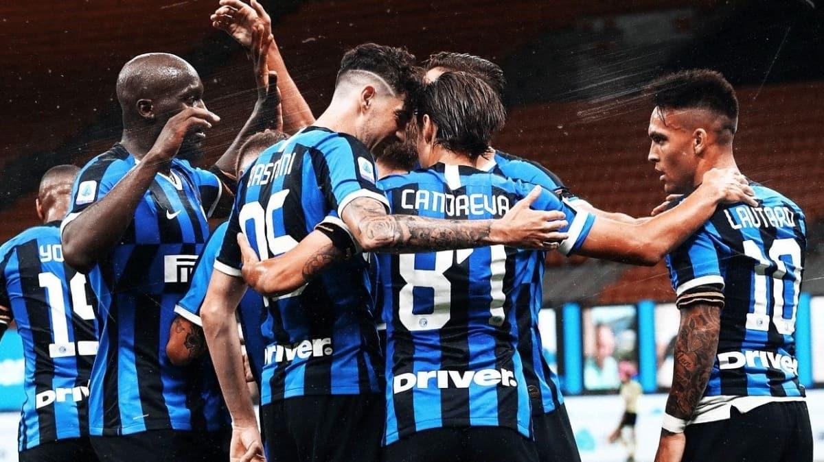 Inter fişi ilk yarıda çekti