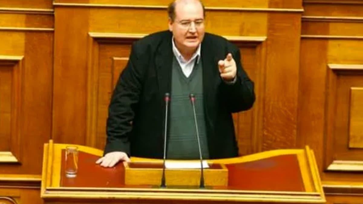 Yunan vekilden çarpıcı itiraf: 'Türkiye'den korkuyoruz'