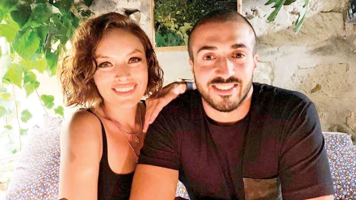 Mustafa Aksakallı ile evlilik hazırlıkları yapan Ezgi Mola'nın tektaş 'mola'sı