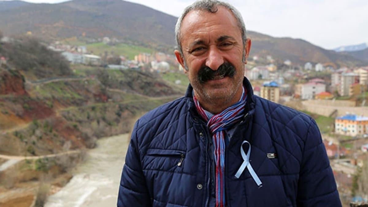 Son dakika haberi... Tunceli Belediye Başkanı Maçoğlu'nun testi pozitif çıktı