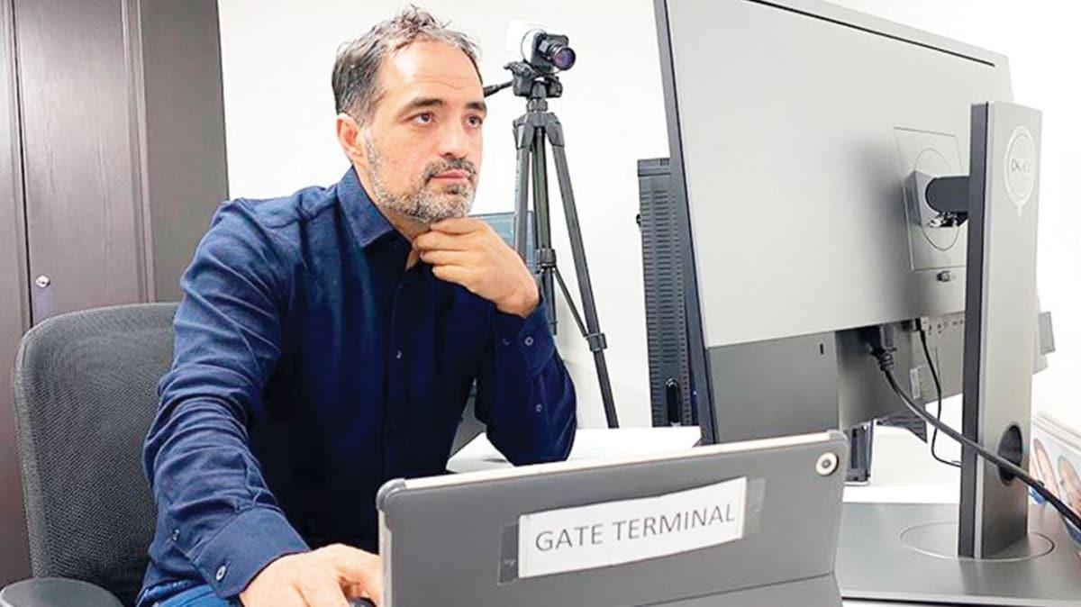 Türk bilim insanı Doç. Dr. Sadi Vural'dan ABD polisine yüz tanıma sistemi