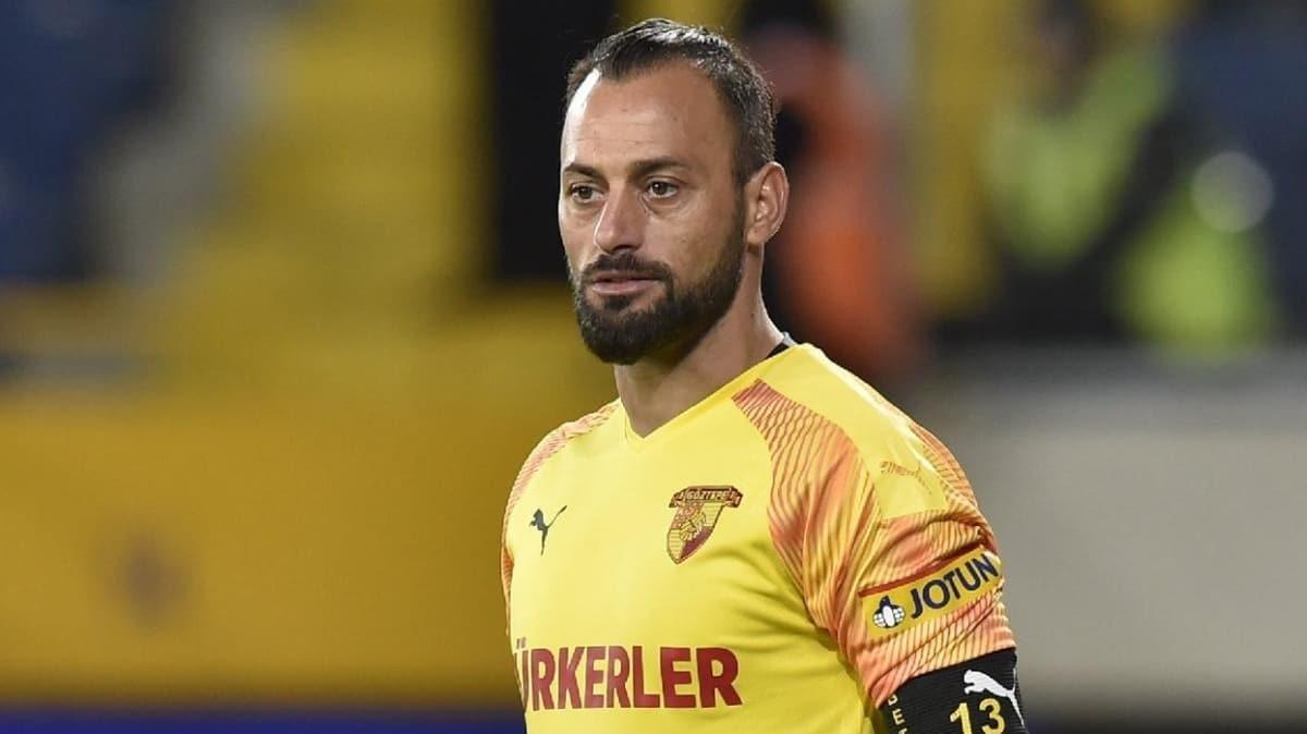 Galatasaray'dan Beto'ya 1+1 yıllık sözleşme