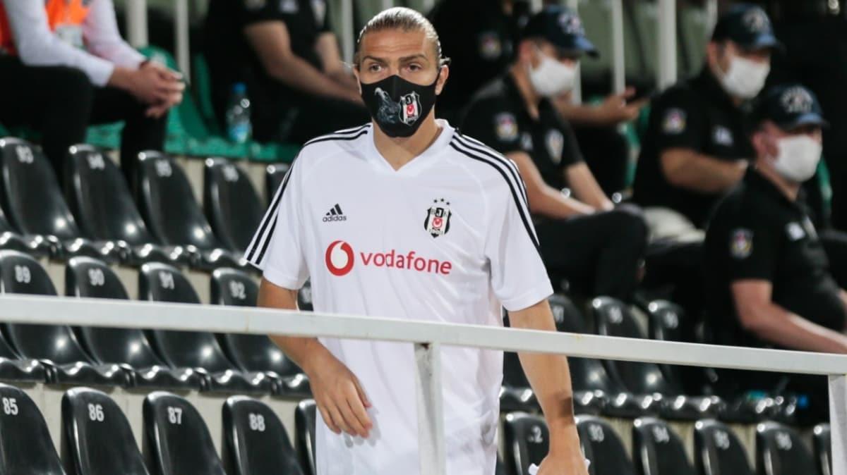 Beşiktaş'ta Caner Erkin için flaş karar
