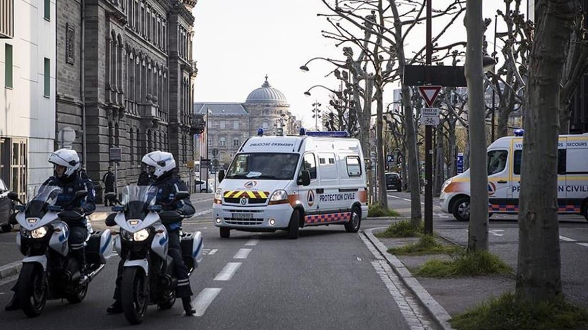 Fransa'da koronavirüsten ölenlerin sayısı 29 bin 720'ye yükseldi