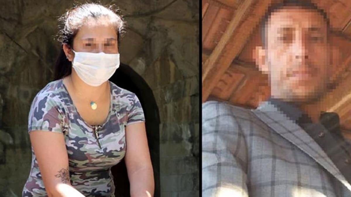 Alperen'i öldüren zanlının eski eşi konuştu: Yakalanmadığı için tedirginiz