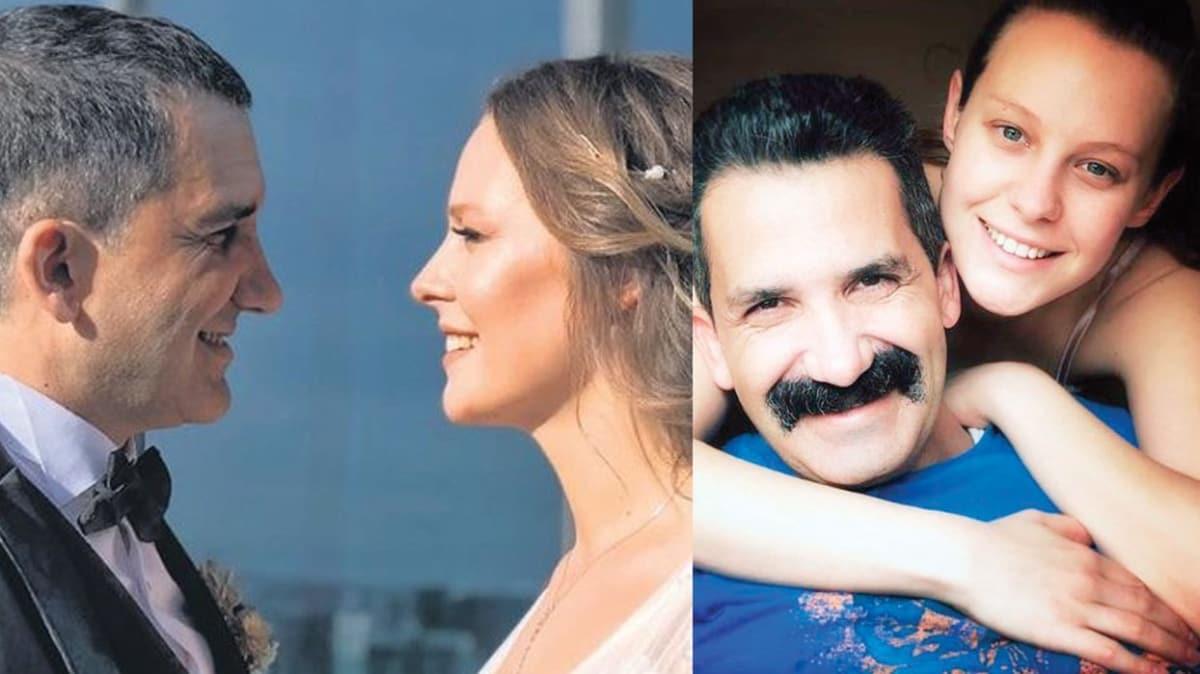Beni Affet dizisinde tanışarak evlenen Cüneyt Mete ve Şeyma Korkmaz'dan ilginç fotoğraf!