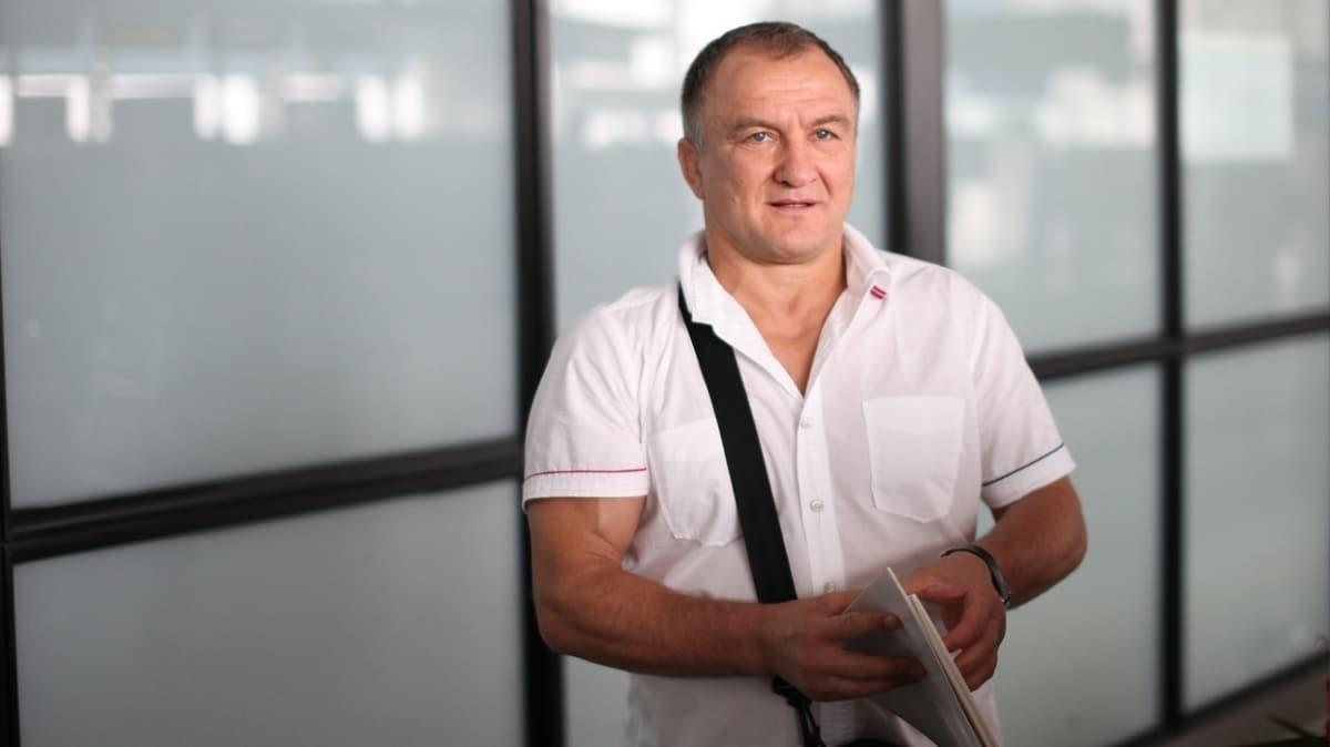 Efsane güreşçi Simeon Shterev ve oğlu Nikolay Shterev koronavirüse yakalandı