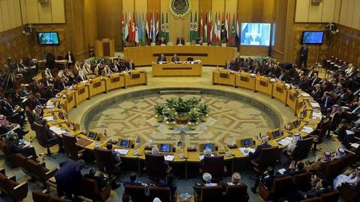 Çin'den Arap Birliği kararına destek