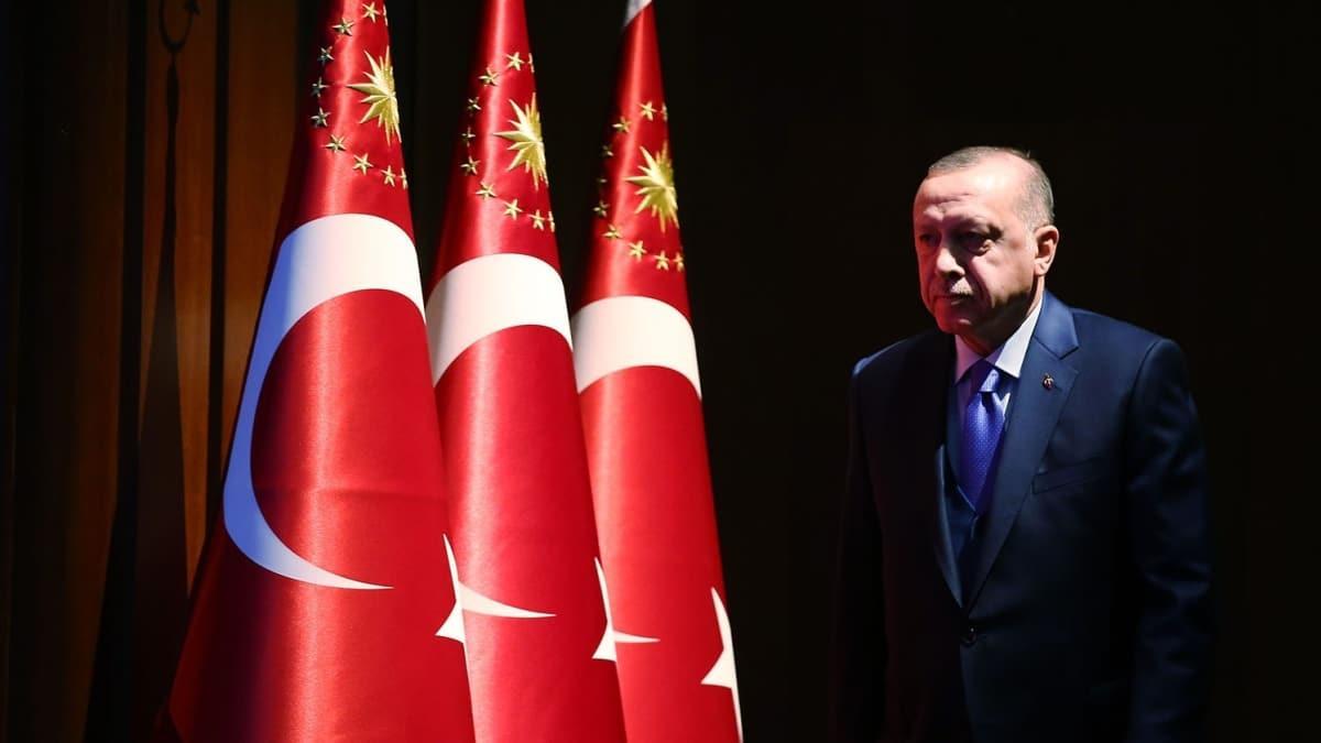 Başkan Erdoğan, şehit ailesine taziye mesajı gönderdi