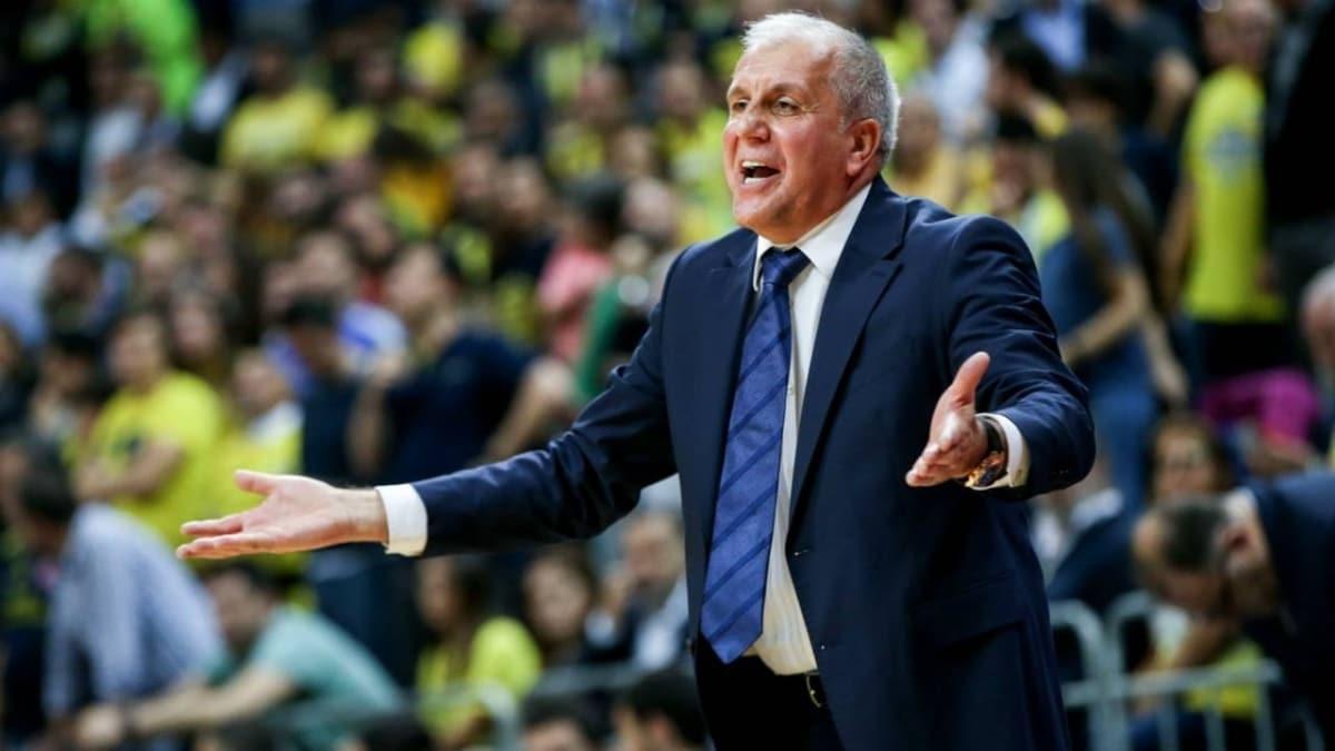 Fenerbahçe'de Obradovic ile yollar ayrıldı!