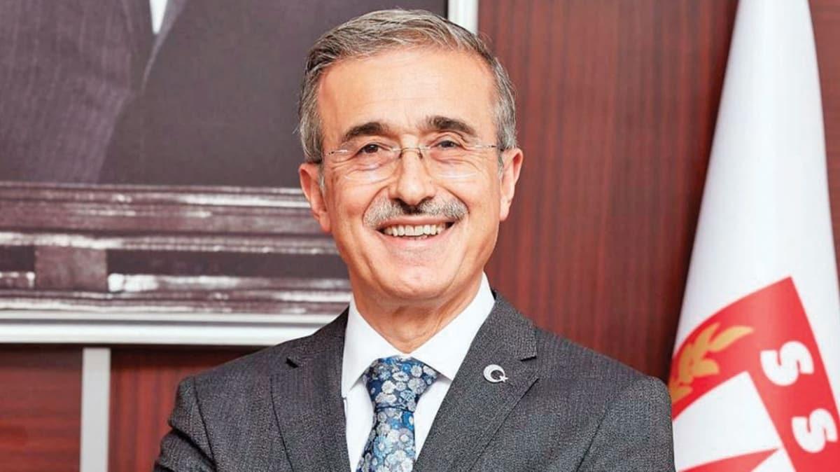 Türkiye'nin mikro uydusu 2025'te uzayda olacak