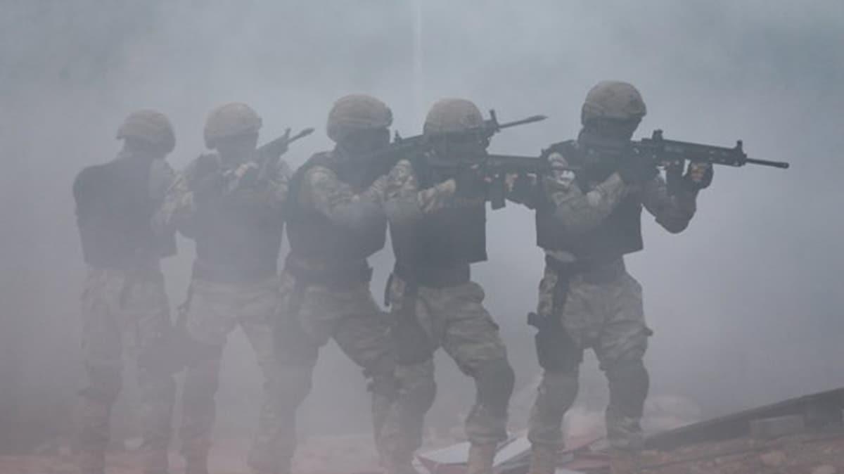 Mehmetçiğin yeni hedefi terör örgütünün en önemli barınma alanlarından Keşan kampı