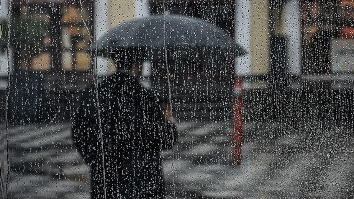 Meteoroloji bölge bölge uyardı... Sağanak yağış geliyor!