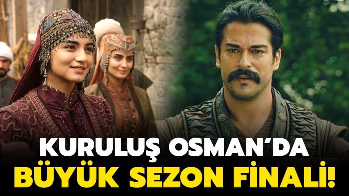 """Kuruluş Osman sezon finalinde  neler yaşandı"""" Kuruluş Osman 27. bölümde neler oldu"""""""