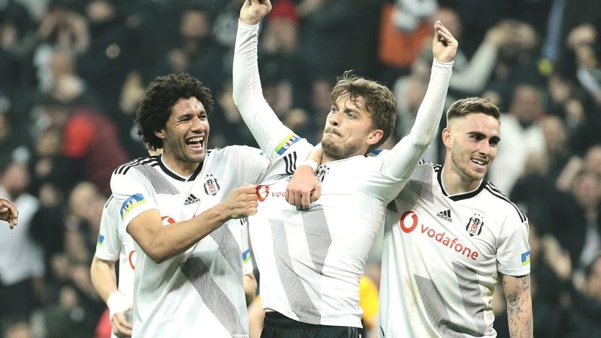 Beşiktaş'ta iki yıldız bu hafta oynayamayacak