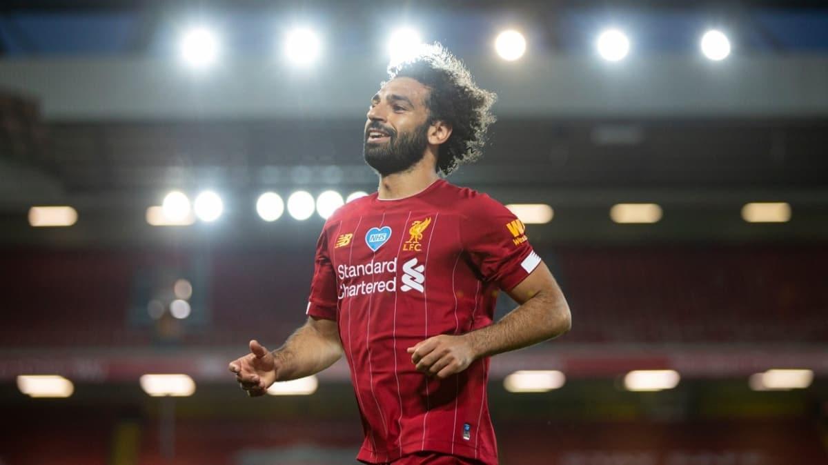 Liverpool sahasında Crystal Palace'ı 4-0'la geçti
