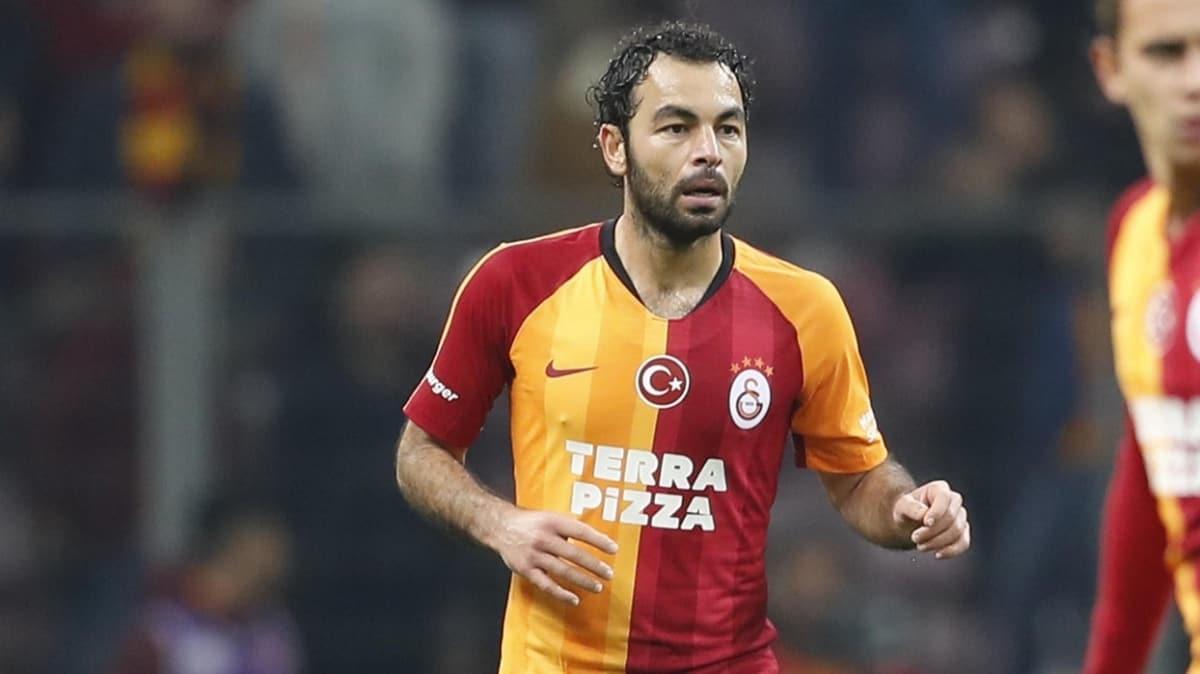 Selçuk İnan'ın oynadığı maçlarda Galatasaray kayıp