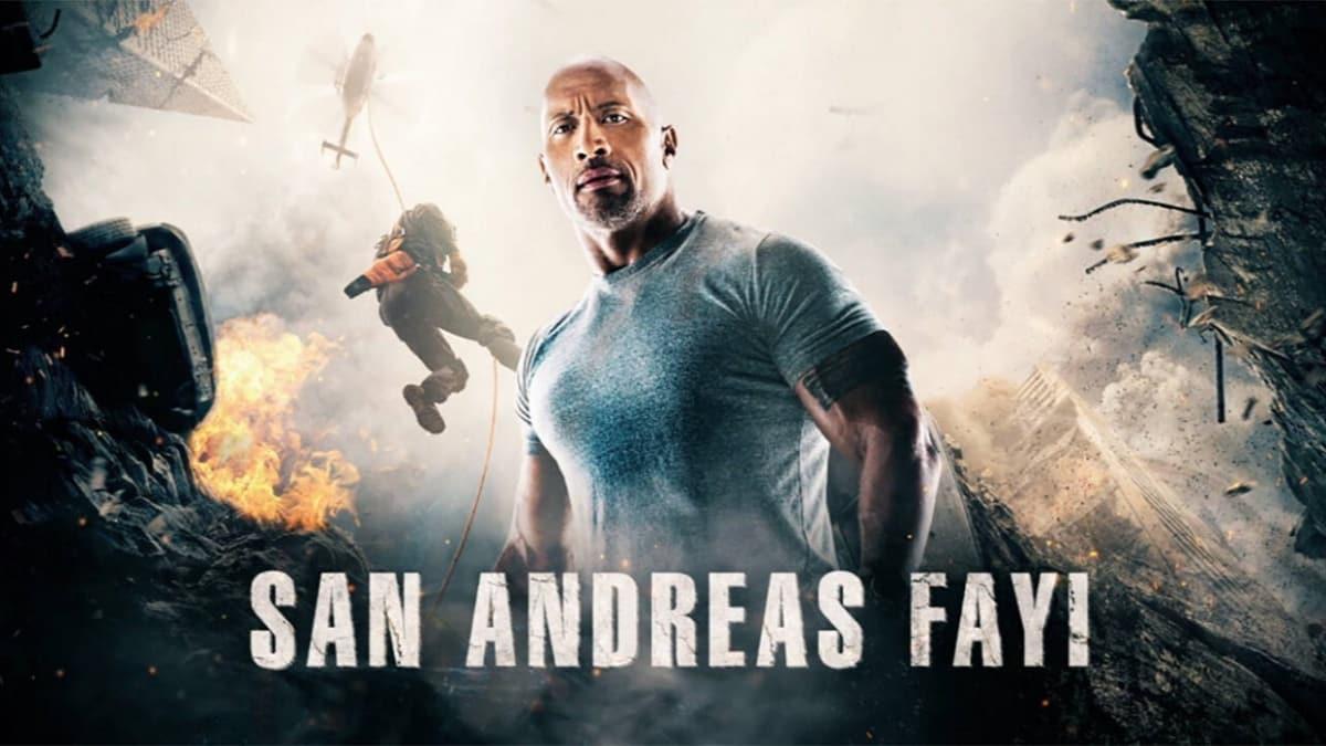 "San Andreas Fayı filmi oyuncuları kimler"" San Andreas Fayı filmi konusu ne"" İşte konusu..."
