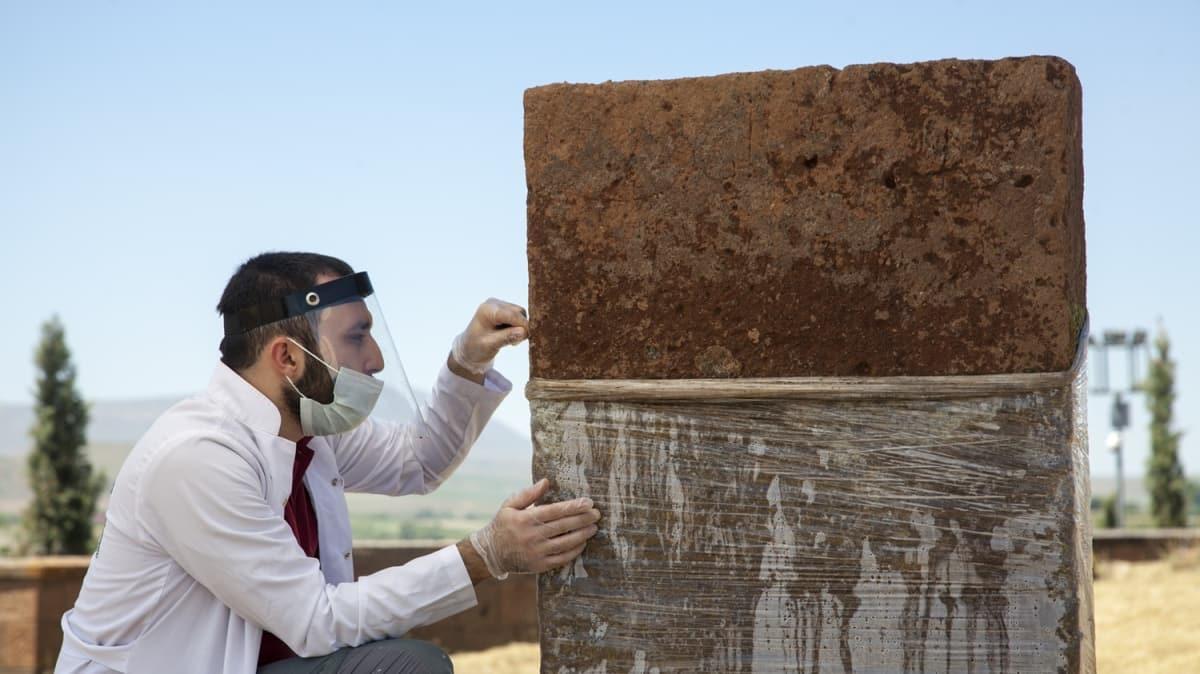 Tarihi mezarlıkta Kovid-19 detayı... Çalışmalar başladı!