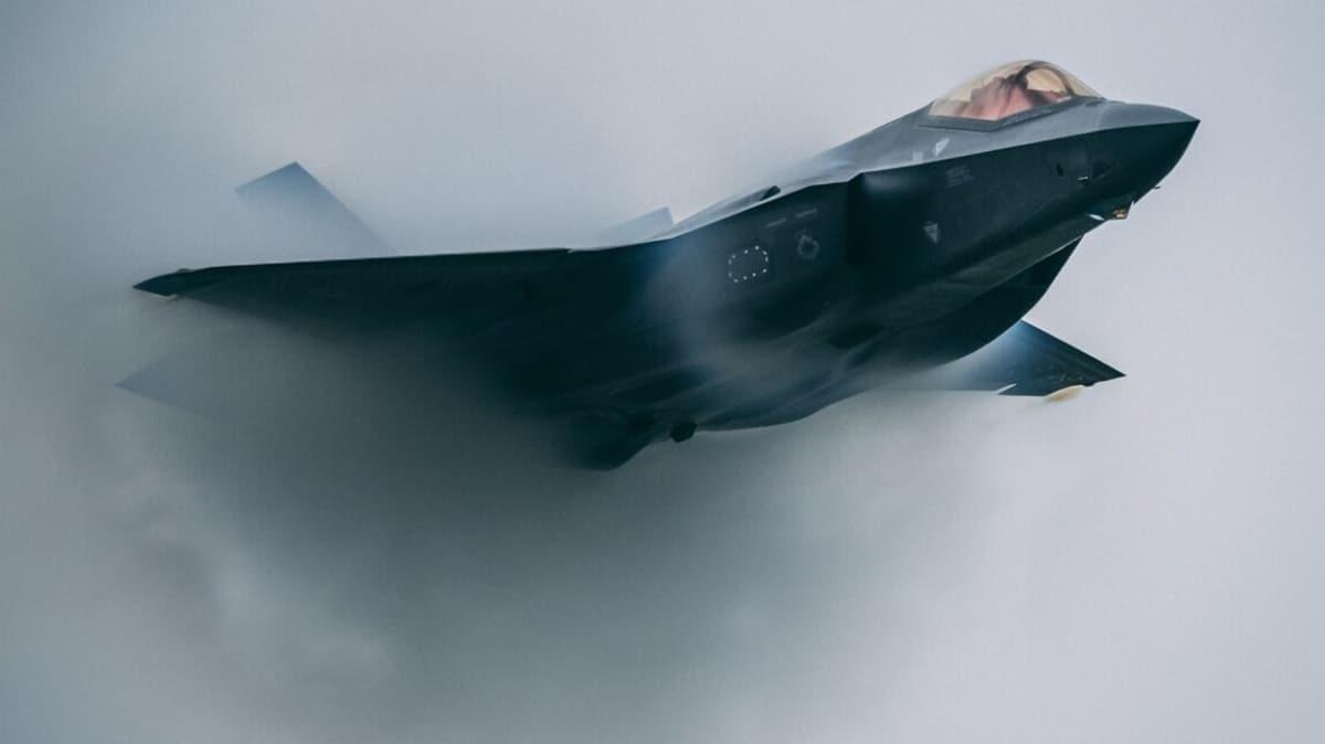 F-35'te büyük kriz! Patlama riski var