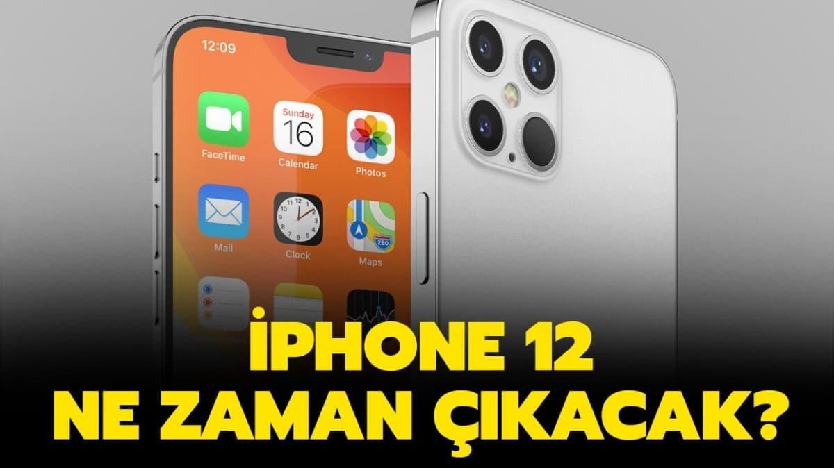 """iPhone 12 özellikleri neler olacak"""""""