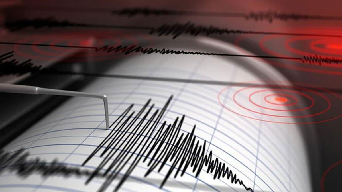 Çin'in Sincan Uygur Özerk Bölgesi'nde 6.4 büyüklüğünde deprem