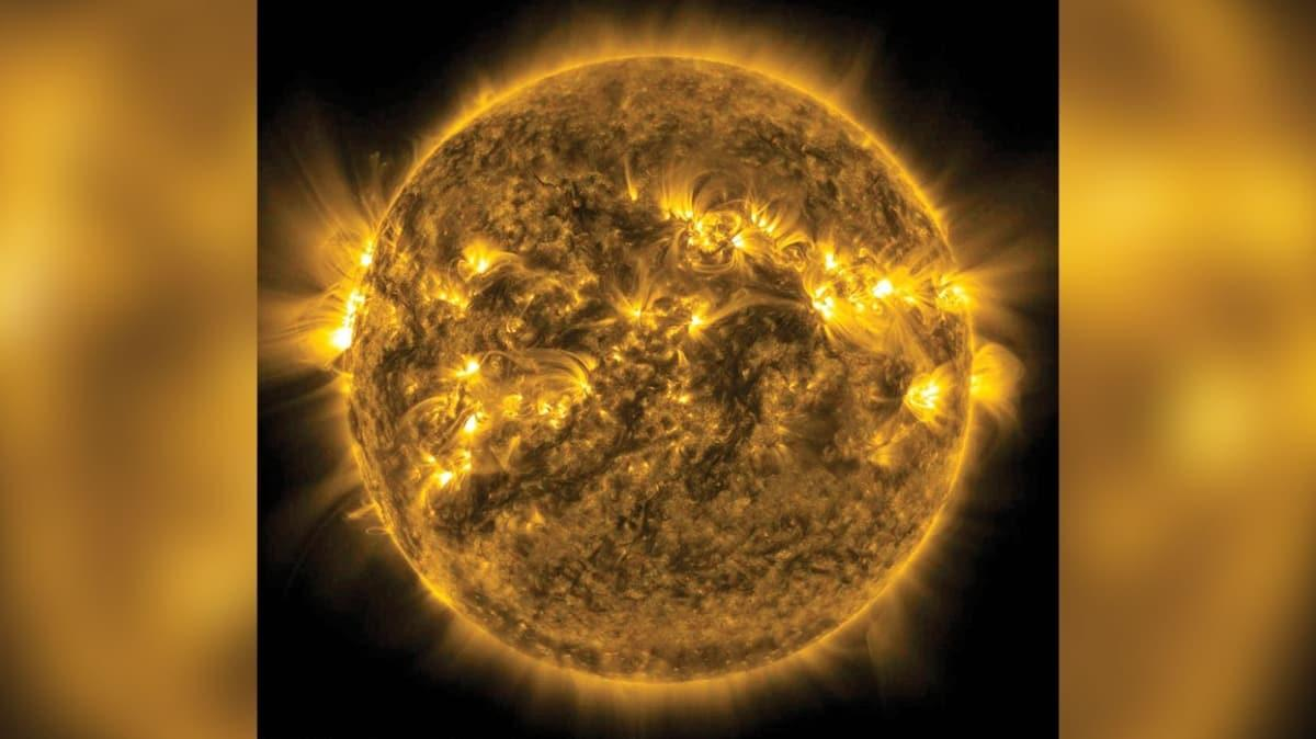 425 milyon karelik Güneş