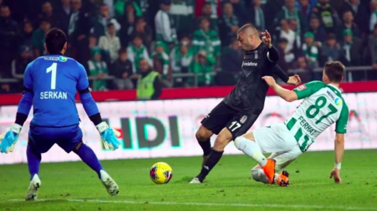 Beşiktaş Konyaspor'u ağırlıyor! Muhtemel 11'ler...