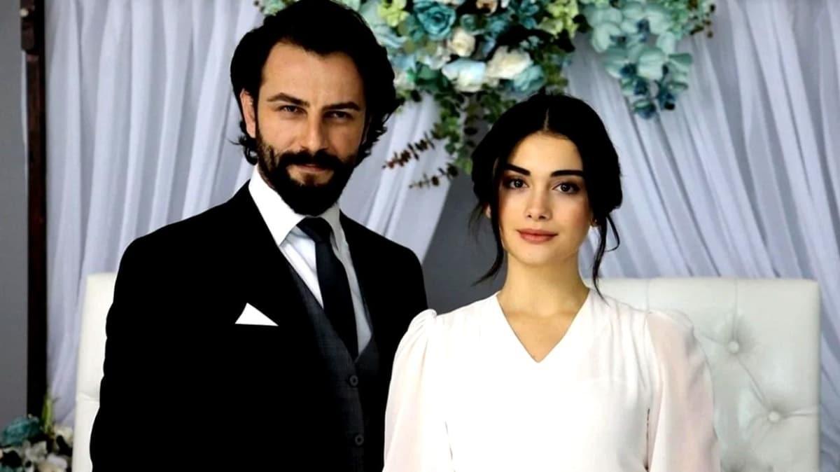 """Özge Yağız 'Yemin' dizisinden Gökberk Demirci yüzünden mi ayrıldı"""""""